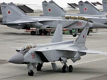 Самолеты ВВС России. Фото с сайта mil.ru