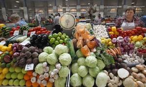 Овощная инфляция подстегнула продовольственную. Фото Reuters