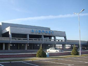 Фото с сайта Международного аэропорта Караганды