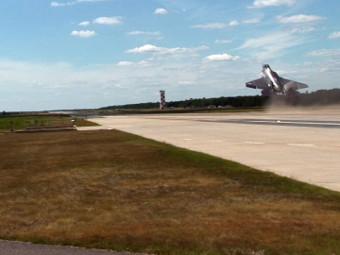 Катапультный запуск F-35C. Фото с сайта jsf.mil