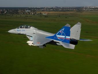 МиГ-35. Фото с сайта migavia.ru