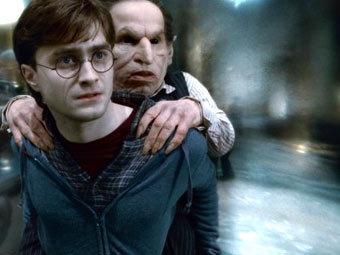 """Кадр из фильма """"Гарри Поттер и Дары смерти - 2"""""""