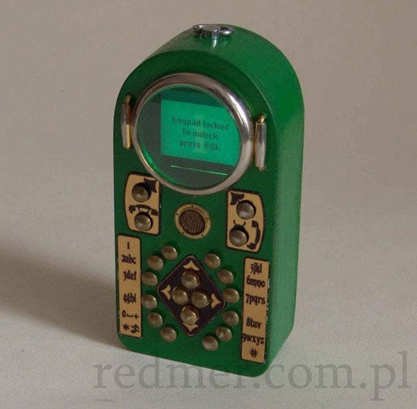 Неовикторианский мобильный телефон