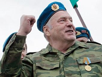 Владимир Жириновский. Фото РИА Новости, Руслан Кривобок