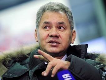 Сергей Шойгу. Фото РИА Новости, Владимир Астапкович