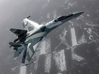Су-35С. Фото с сайта sukhoi.org