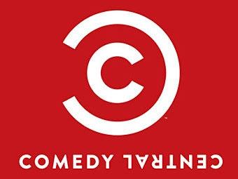 Логотип Comedy Central